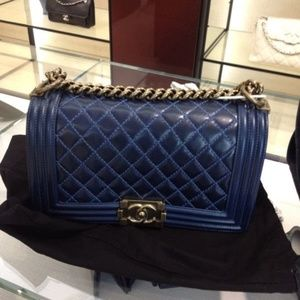 Original Chanel bags